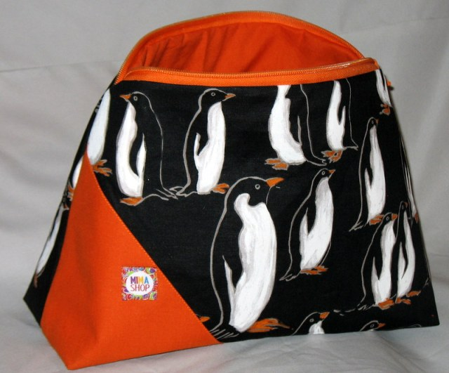 Pochette pingouin